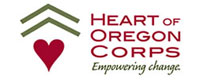 Heart of Oregon Corps http://www.heartoforegon.org/